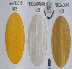 Pigmento Perolado  em  PÓ Cores variadas .