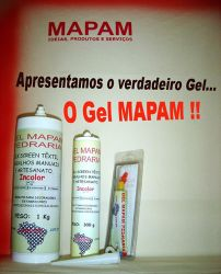 GEL MAPAM INCOLOR